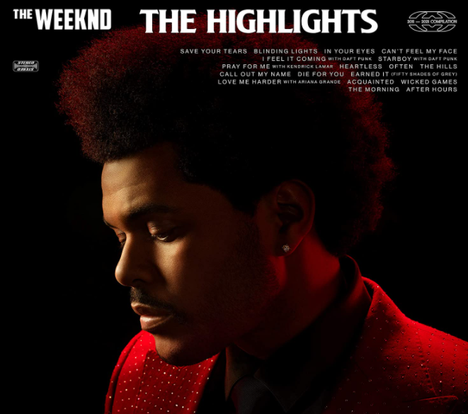 the weeknd highlights