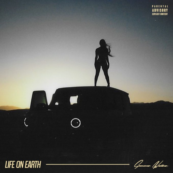 Summer Walker - Life on Earth EP
