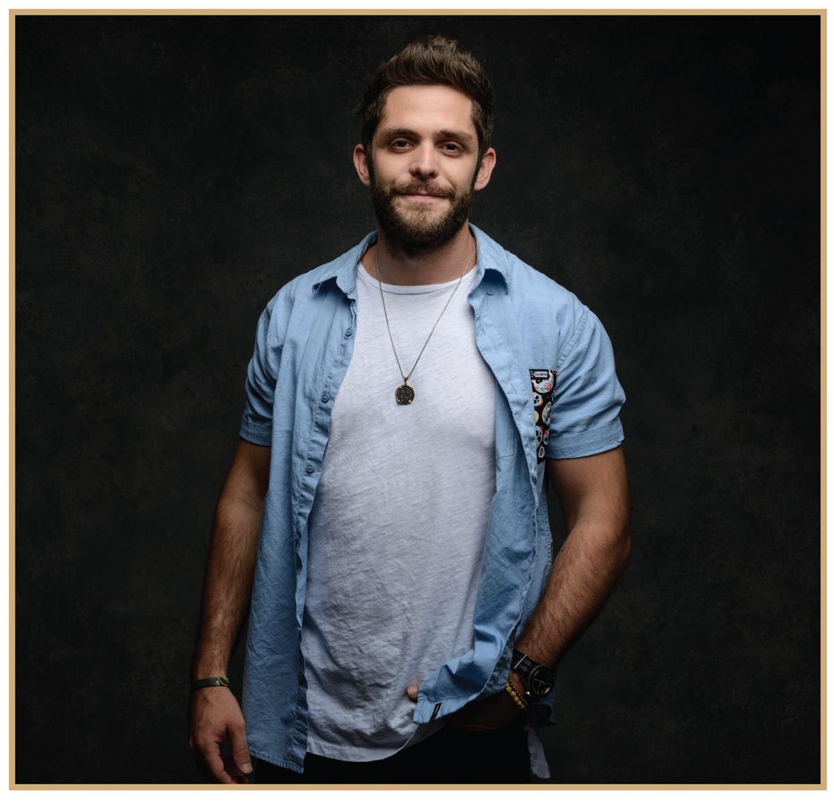 thomas rhett - photo #5