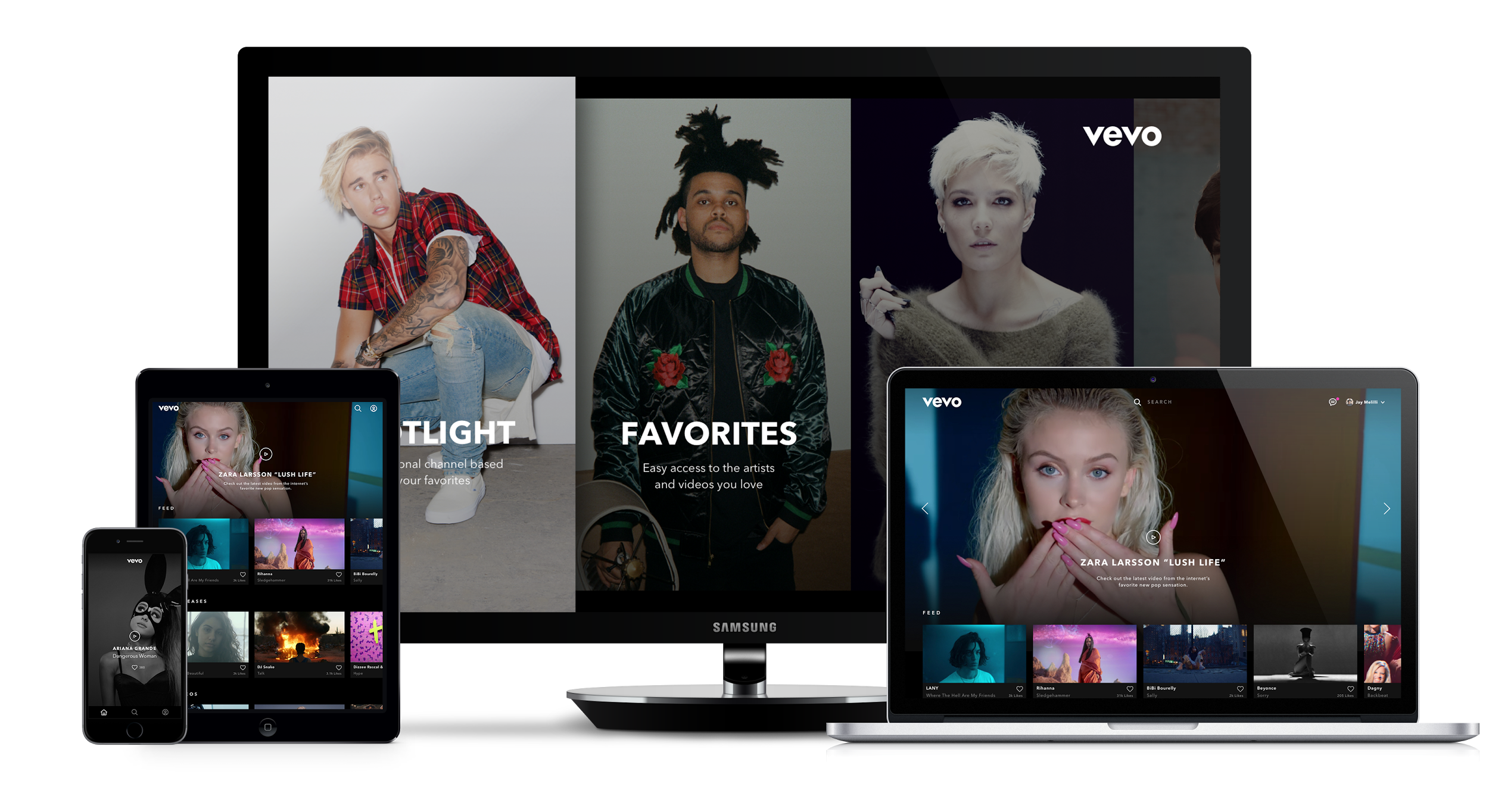 HITS Daily Double : Rumor Mill - VEVO REVIVING