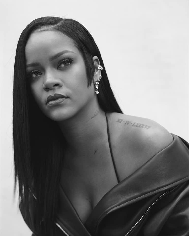 Rihanna Facebook