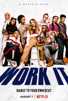 Work It film poster
