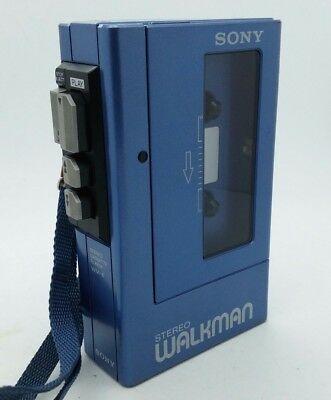 Vintage-SONY-WM4-WM-4-Walkman-Stereo-Cassette-Player