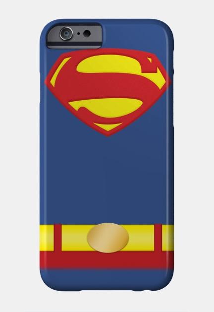 Superman phone case 2