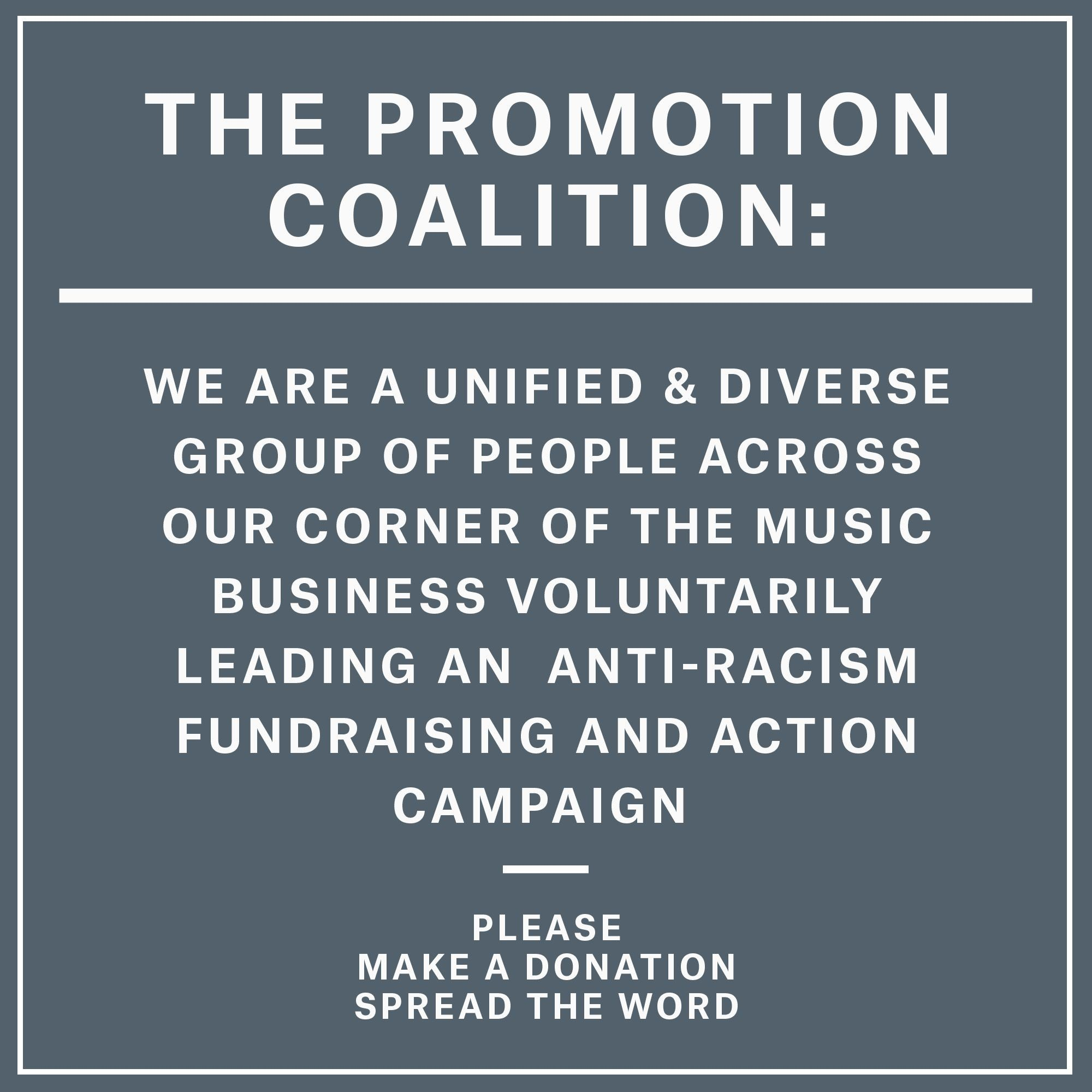 promtion coalition