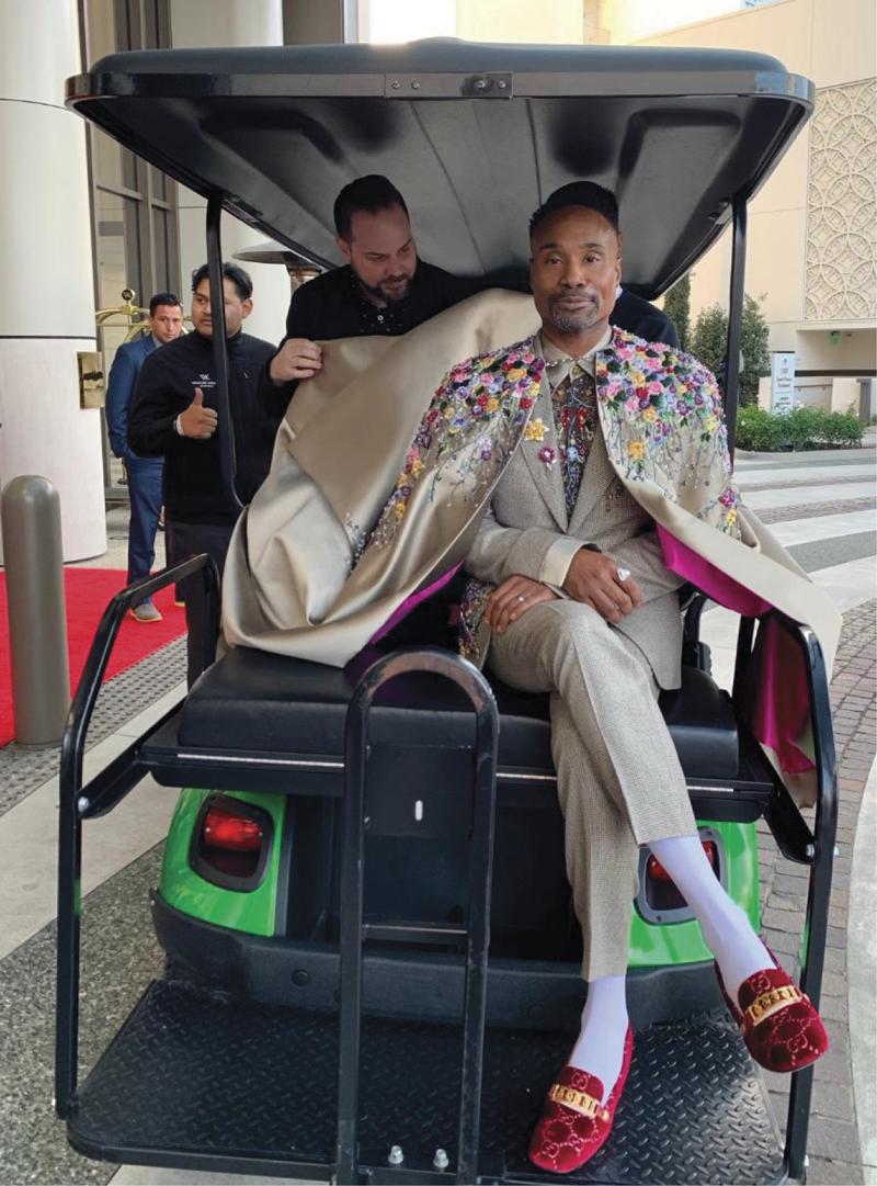 Billy-golf-cart