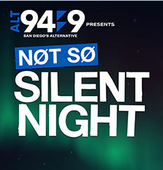 Not So Silent Night logo