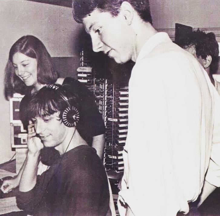Karen and REM 1982