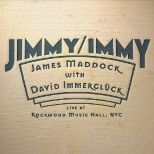 Jimmy and Immy at Rockwood