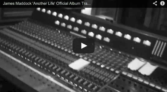 James Maddock 'Another Life' Official Album Trailer