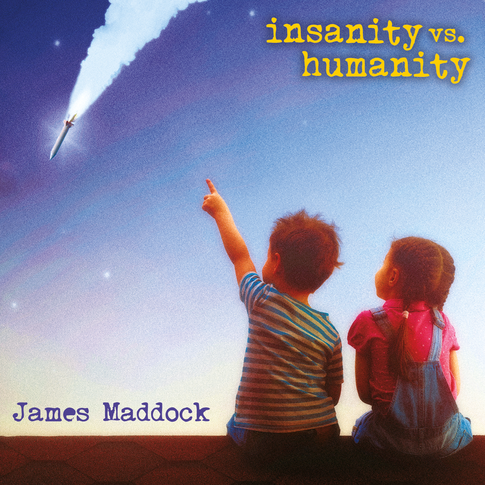 The Darker Voices Of Humanity >> James Maddock New Album Insanity Vs Humanity Out Now Songs Of