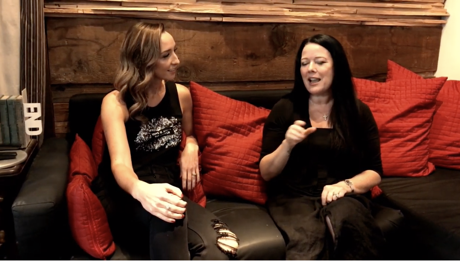 Behind the Music Continued : An Interview with Jenn Bostic & Lauren Christy