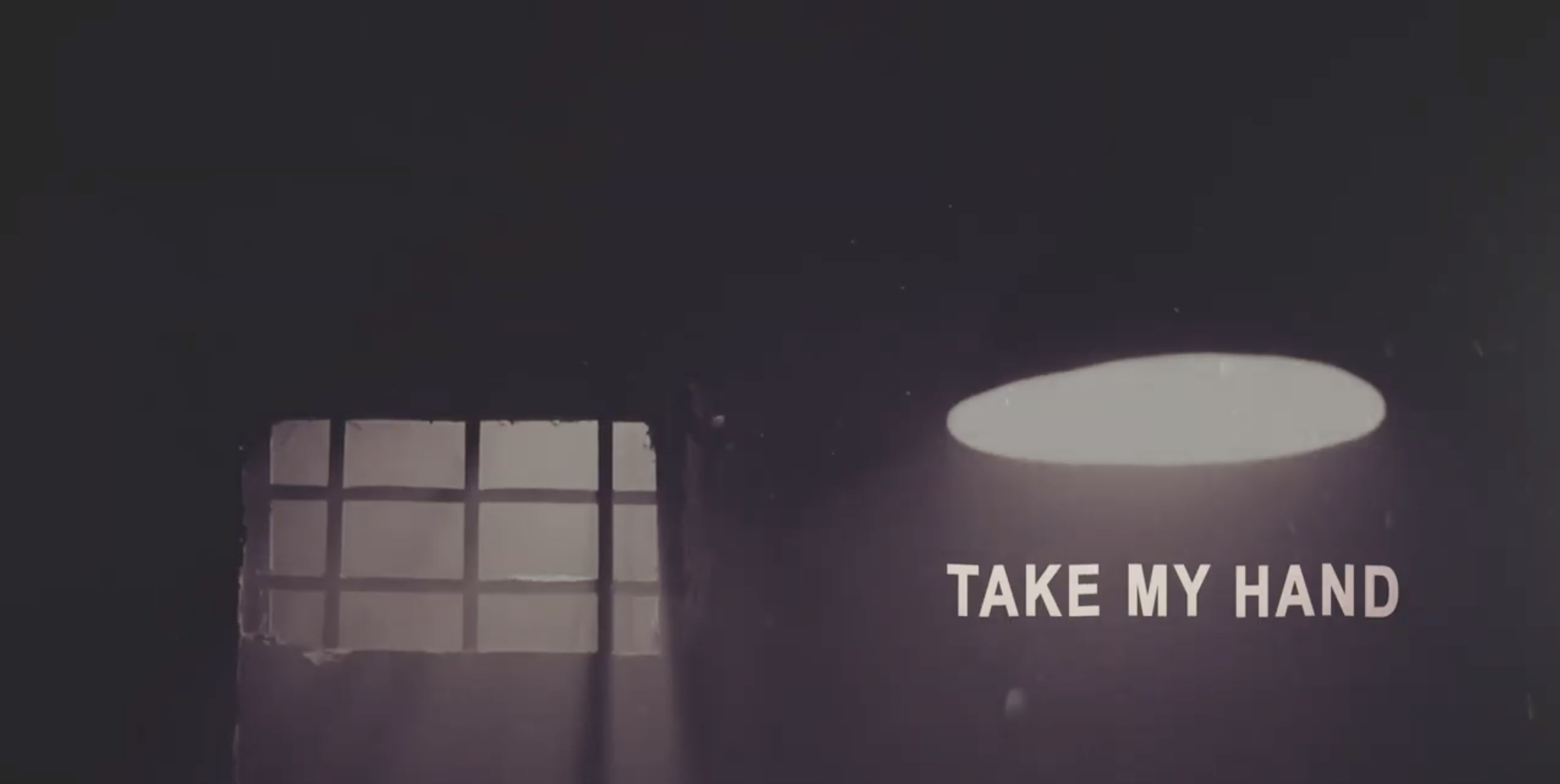 Take My Hand (Official Lyric Video)