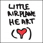 Jennifer O'Connor & Choo Choo la Rouge - Little Airplane Heart Single