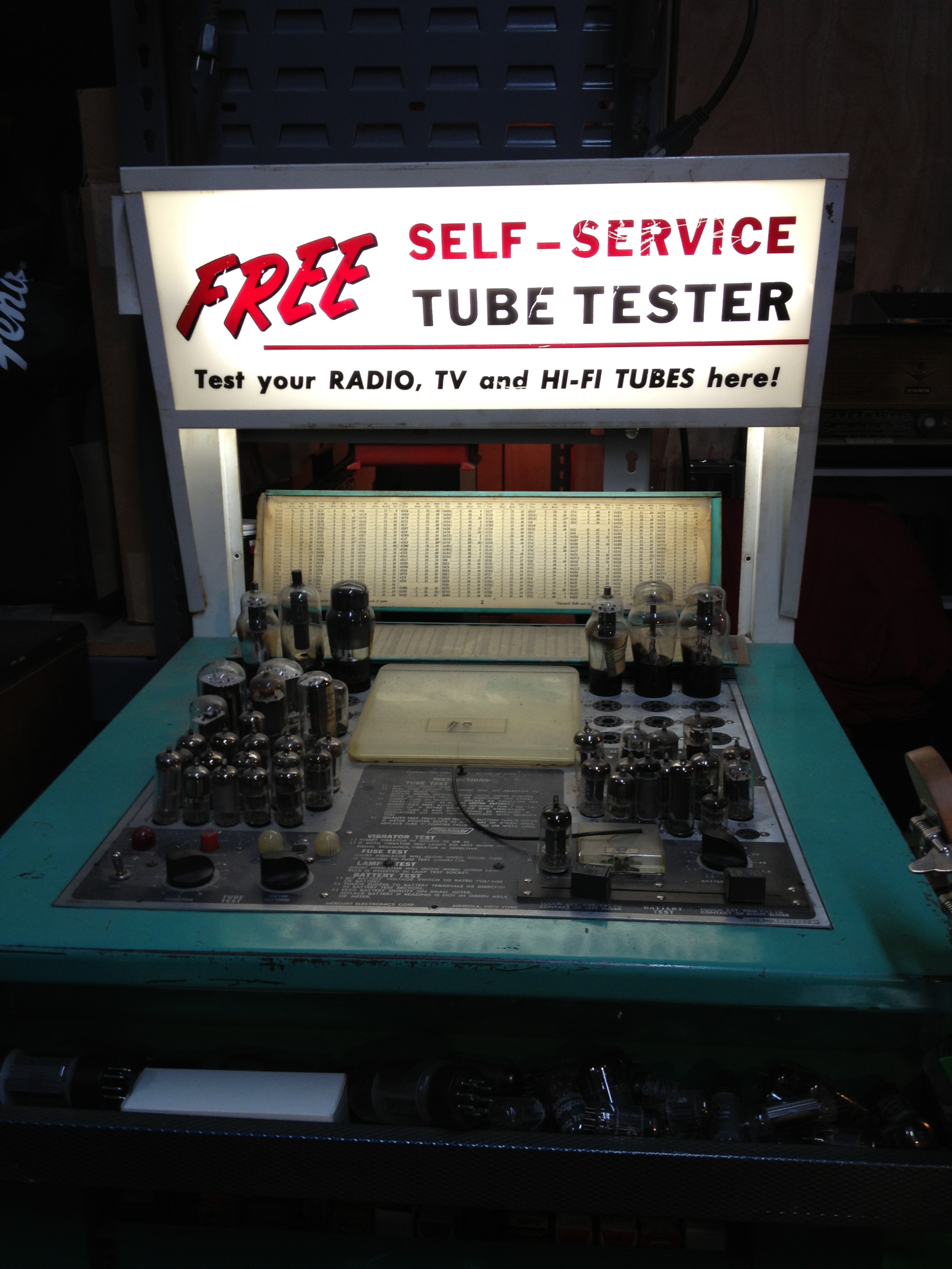 Practicing the Art of Repair in a Disposable Age: Talking Tube Amps