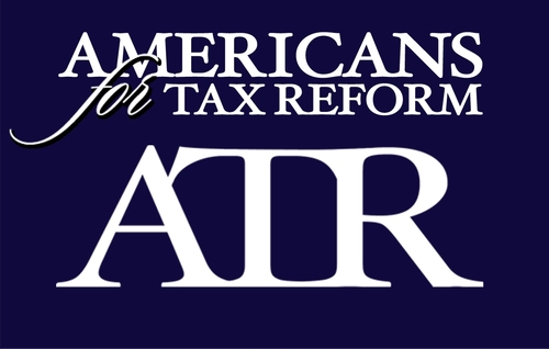 Americans for Tax Reform Letter
