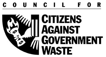 Council for Citizens Against Government Waste Letter