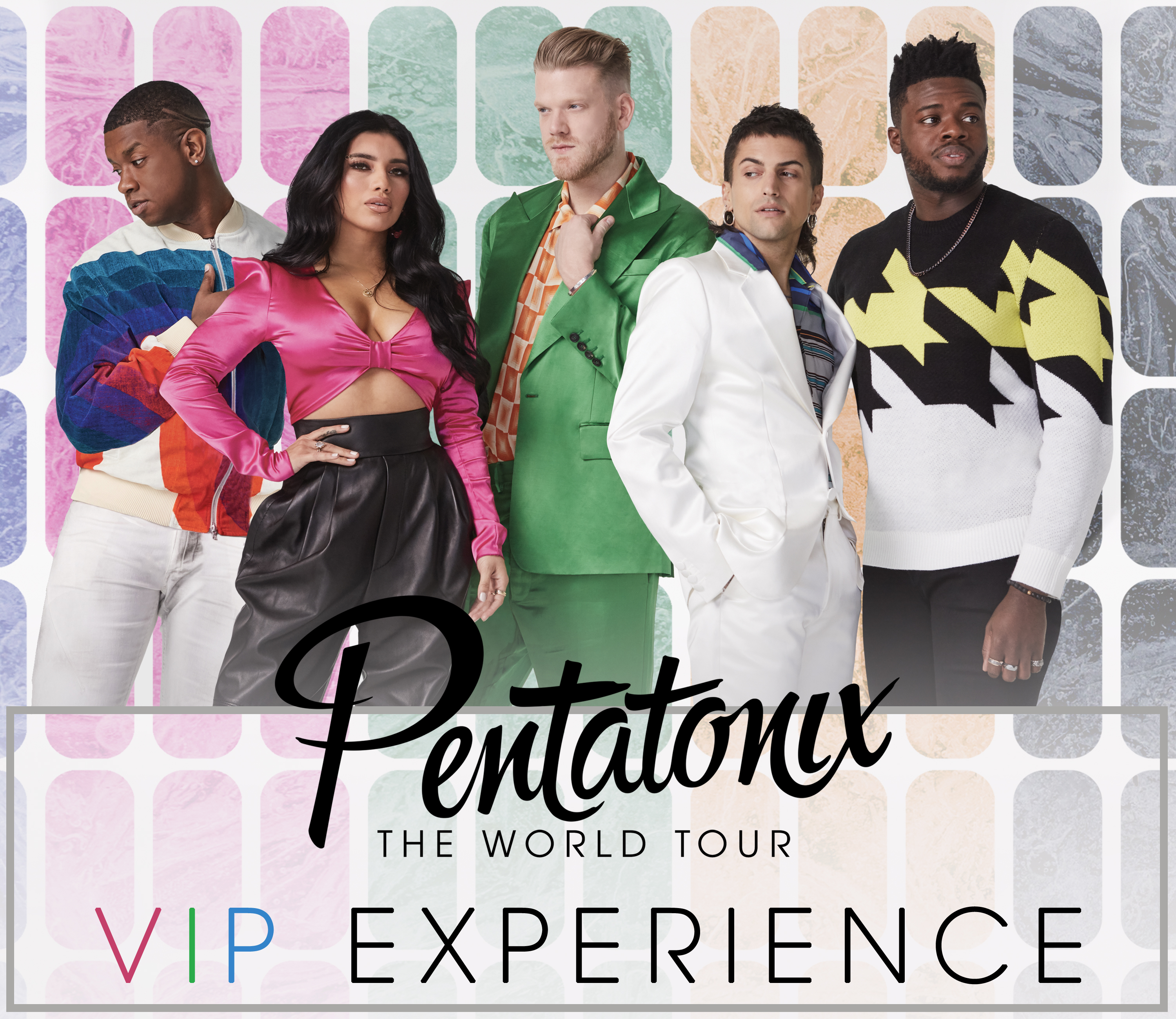 Pentatonix Official Website : Pre-Show PTX Party Meet