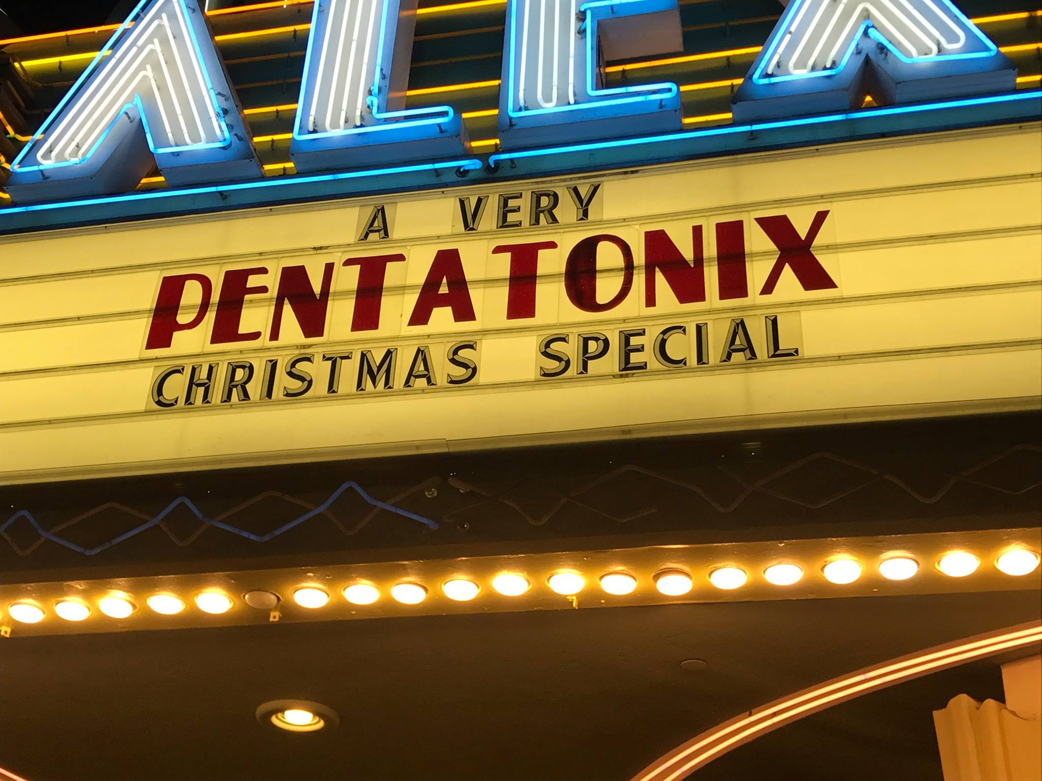 A Very Pentatonix Christmas 2019 A VERY PENTATONIX CHRISTMAS SPECIAL AIRS MONDAY NOVEMBER 27TH ON NBC!