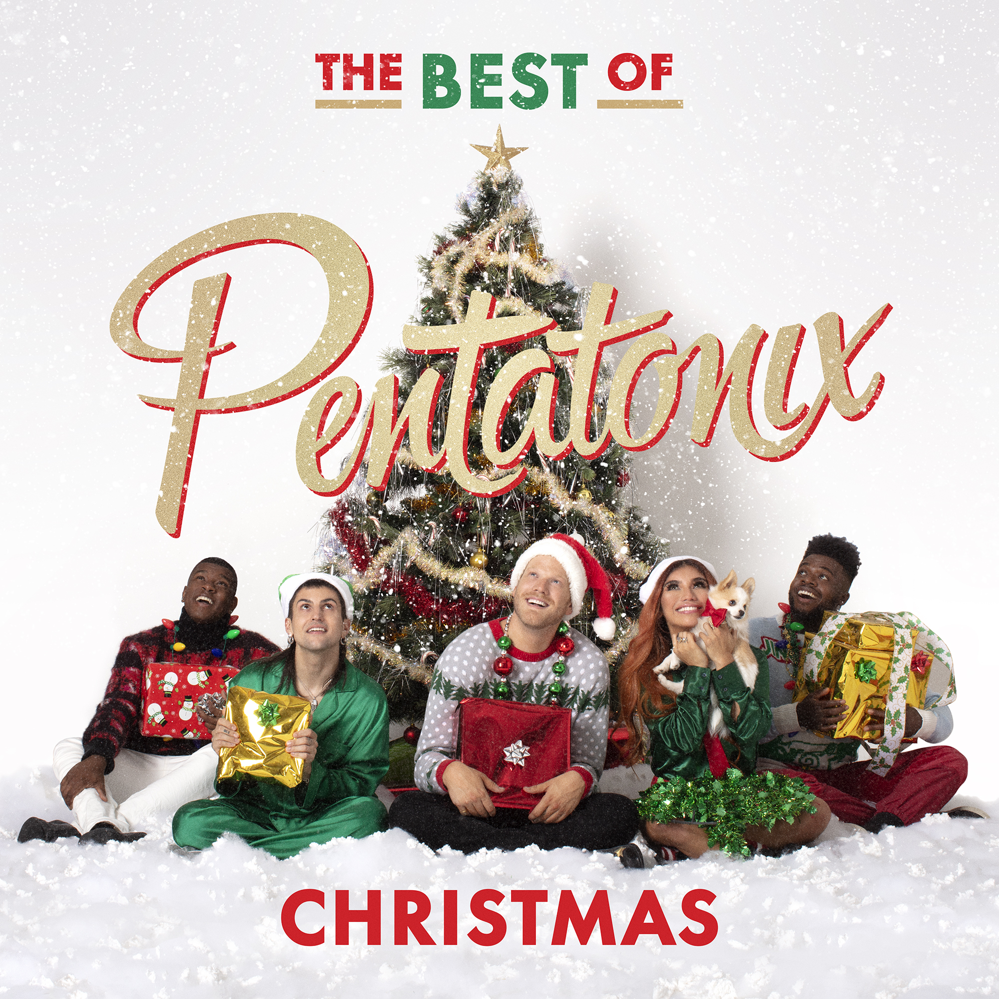 THE BEST OF PENTATONIX CHRISTMAS - OUR GREATEST HITS HOLIDAY ALBUM IS OUT THIS OCTOBER!