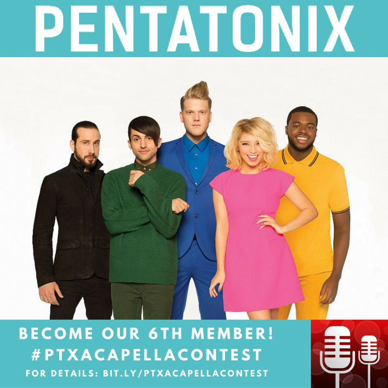 Pentatonix Official Website : JOIN THE IF I EVER    SING WITH PTX