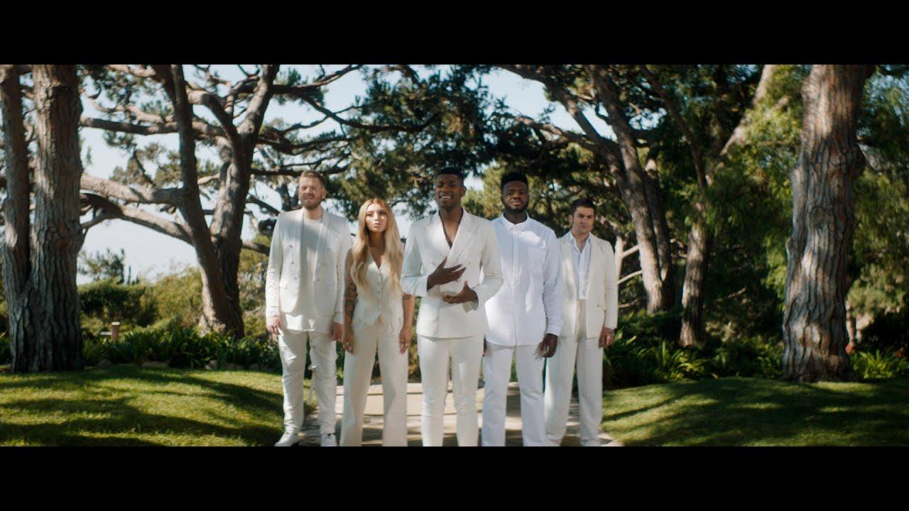[OFFICIAL VIDEO] Amazing Grace - Pentatonix