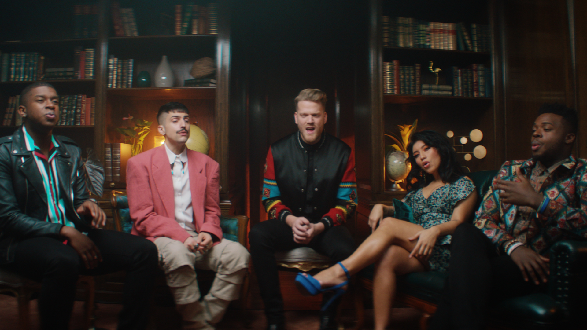 Pentatonix Official Website : HAVANA TRACK AND MUSIC VIDEO - OUT NOW!