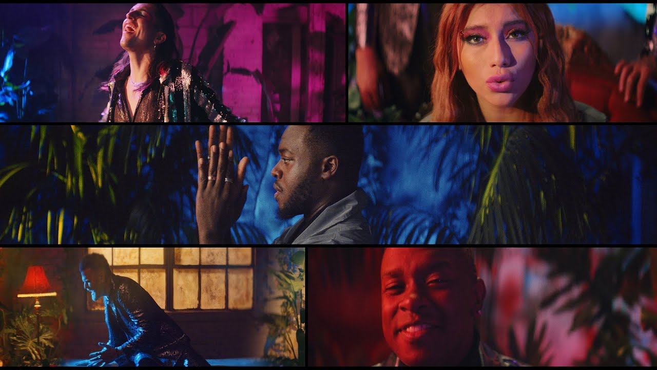 [OFFICIAL VIDEO] Happy Now - Pentatonix