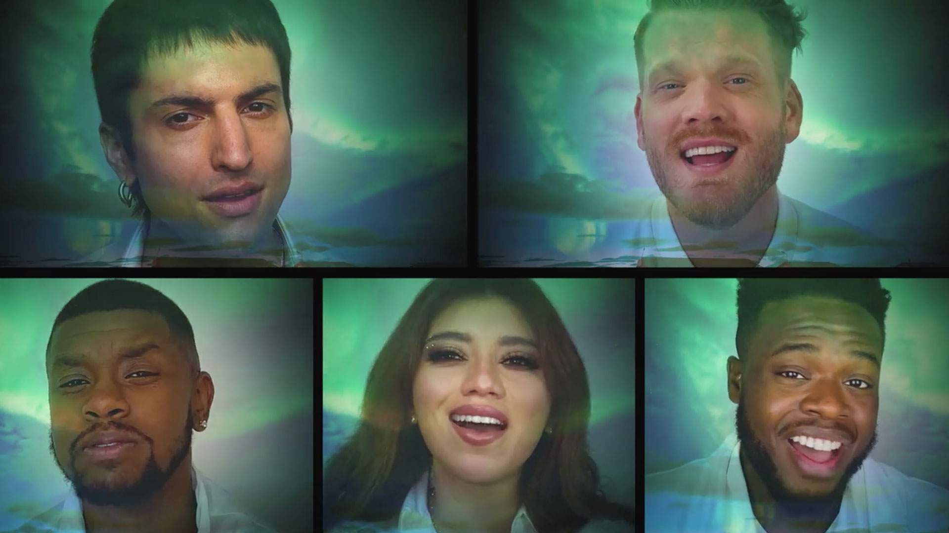 [OFFICIAL VIDEO] Dreams - Pentatonix