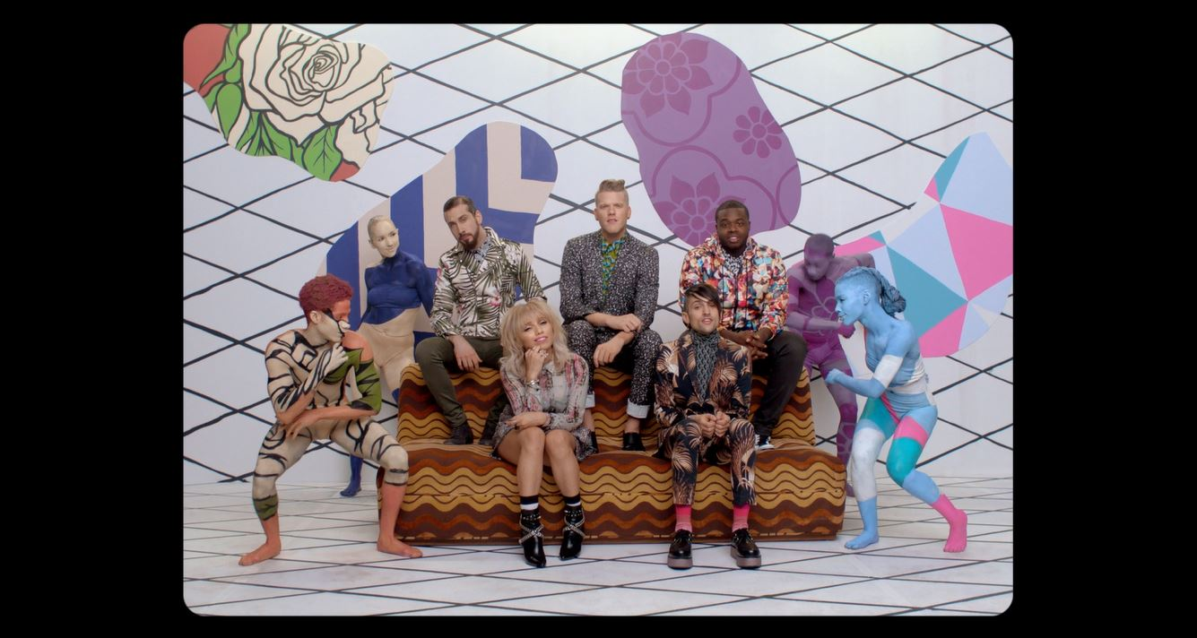 [Official Video] Cant Sleep Love - Pentatonix