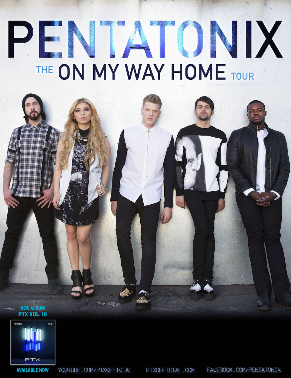 pentatonix official website 2015 tour update