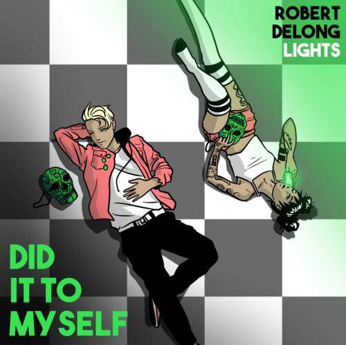 Did It To Myself (ft. Lights)
