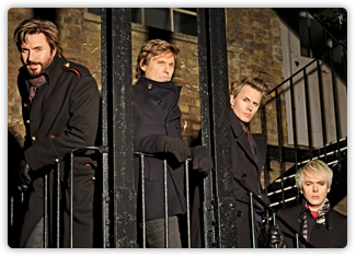 Duran Duran Band Website