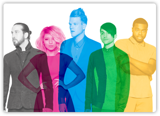 Pentatonix Band Website