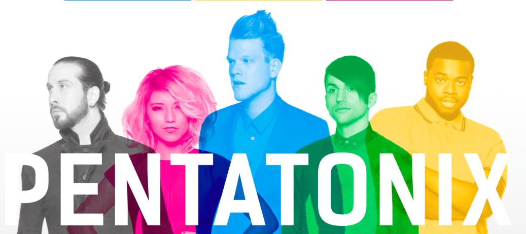 Discografia Pentatonix – 2012 – 2018 –