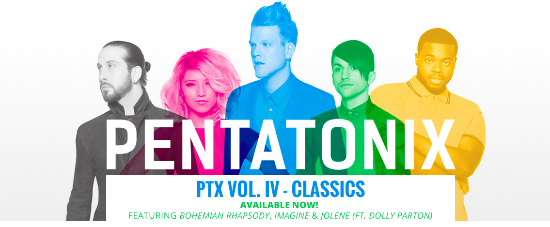 new ep from pentatonix released today section 101
