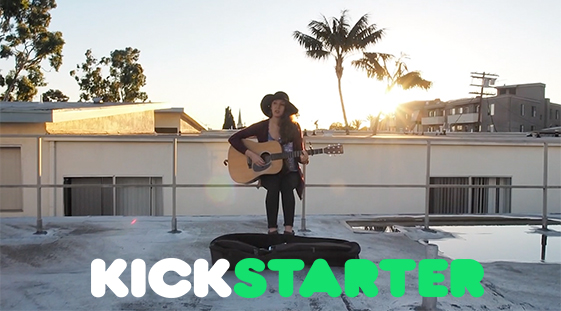 Shani Rose's Kickstarter for EP