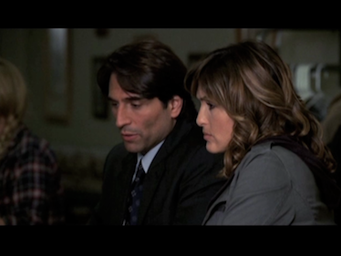 L&O SVU: Meeting Benson