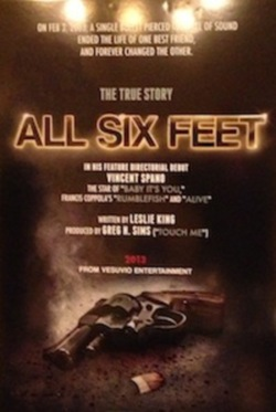 All Six Feet Poster